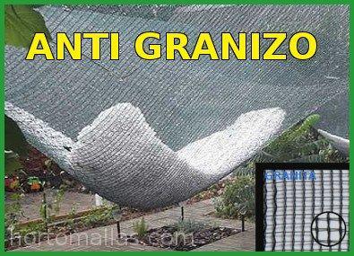 Capuchon malla anti-granizo
