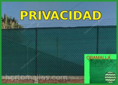 Tela Privacidad para malla ciclonica y canceles
