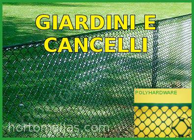 Rete per Giardini e cancelli