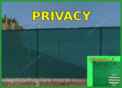 Rete ombreggiante per privacy