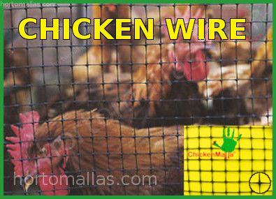 chicken wire poultry netting for chicken tractors