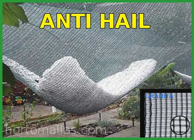 anti-hail netting