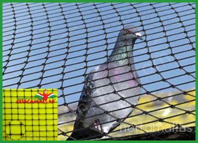 Malla anti palomo control de palomas