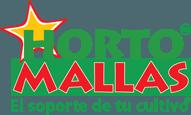 Logo Hortomallas, el soporte de tu cultivo