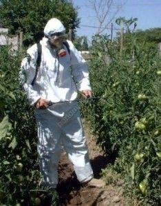 práctica agrícola