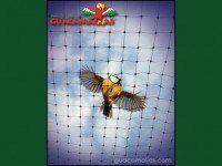 GUACAMALLAS, rete per protezione anti uccelli per l´agricultura