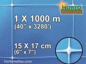 hf square 15x17cm 1×1000m