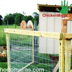 Chicken coops and pountry netting