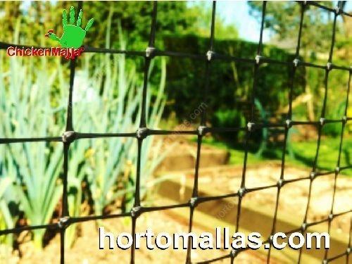 Malla para jardine, cocheras y patios
