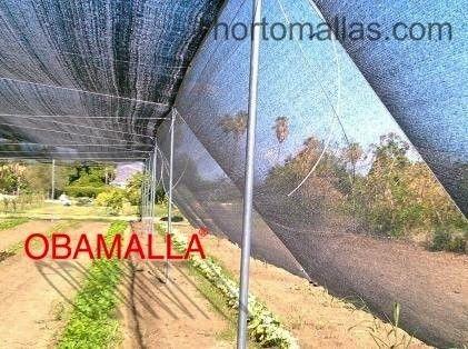 OBAMALLA shade house
