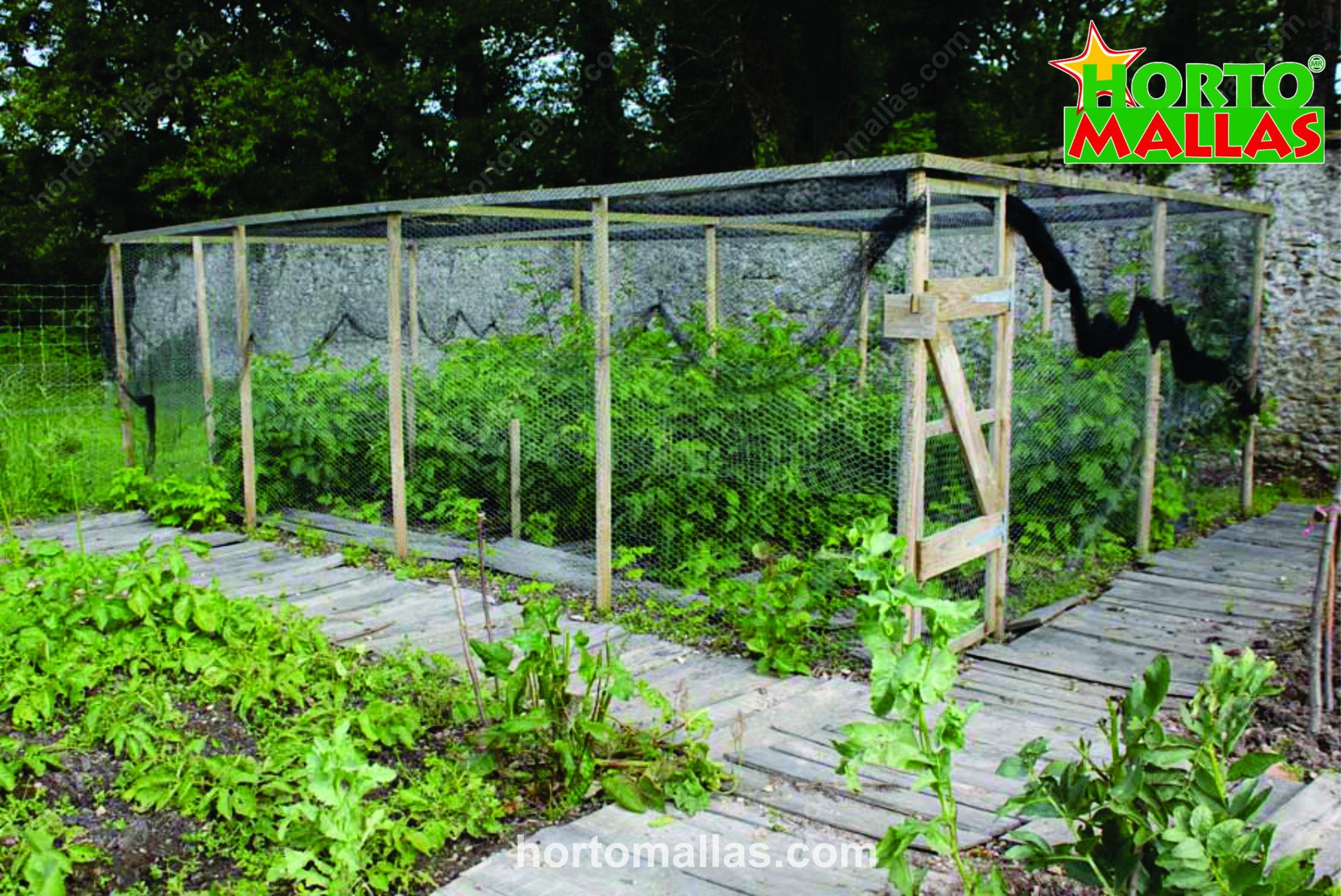 Crop Cages.