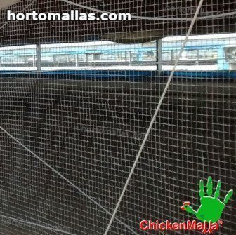 chiken malla used in hen house