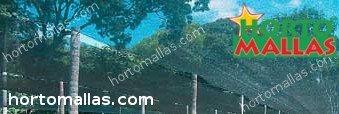 rede de sombra instalada em culturas de jardim