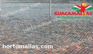 bird net used in aquaculture