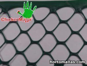 Hexagonal mesh sample