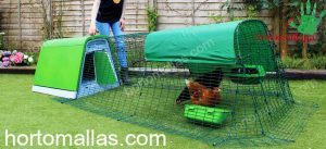 metal c¿wire movable chicken tractor