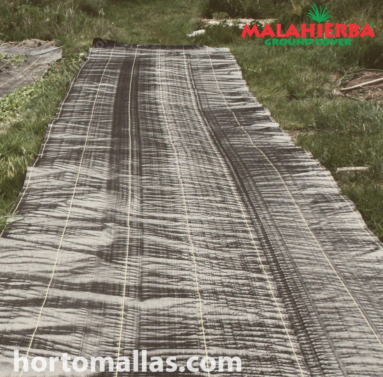 Groundcover MALAHIERBA® é o melhor controle de ervas-daninhas, dado que a luz não pode penetrar neste tecido