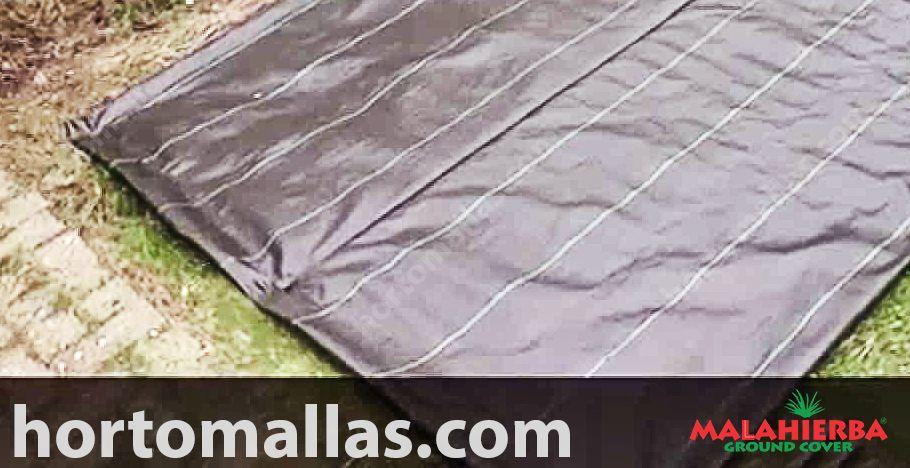 Tela anti ervas-daninhas MALAHIERBA® pronta para se adaptar a qualquer tipo de cultivo