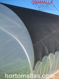 macro túnel con malla sombra OBAMALLA