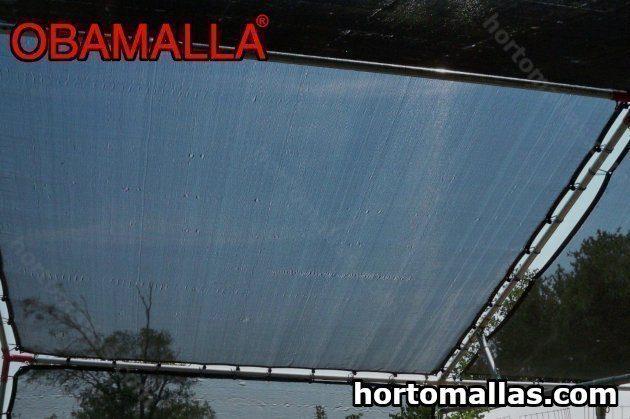A OBAMALLA® é fácil de usar, além disso, se estiverem uma construção de aço galvanizado, a malha/rede é flexível e pode ser expandida.