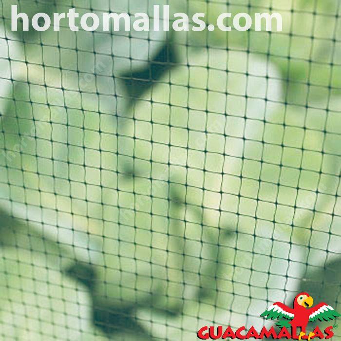 Afaste as aves sem as machucar com a proteção da rede anti-pássaros GUACAMALLAS