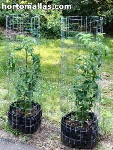 remesh tomato cages