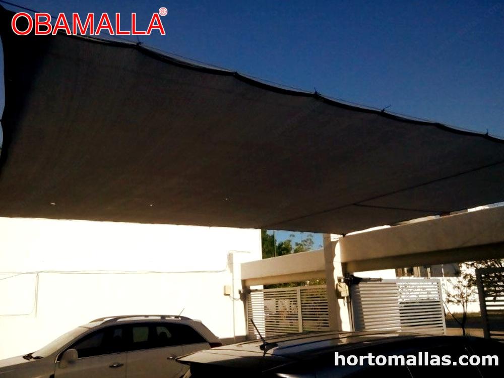 OBAMALLA® reduce los daños causados por los rayos UV a cualquier área que se desea proteger