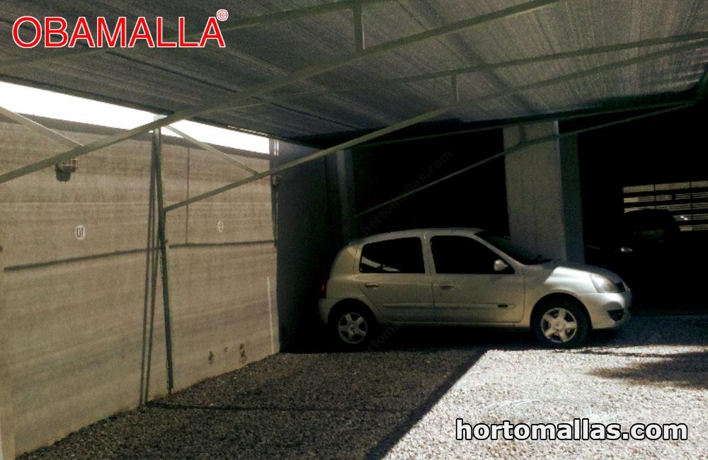 Evita los daños a tu carro causados por el sol con malla sombra OBAMALLA