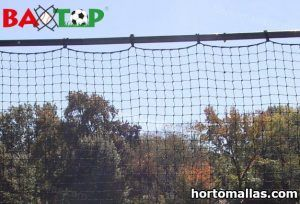 baxtop net installed on field