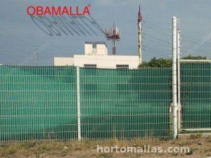 OBAMALLA Malla Tejida Raschel Sombra y Privacidad