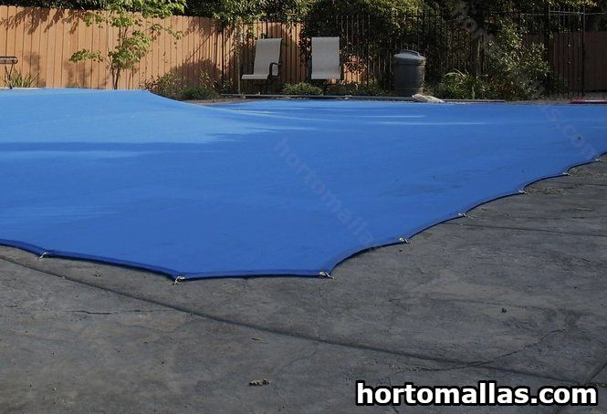 Know More about the Benefits of Using Pool Debris Cover