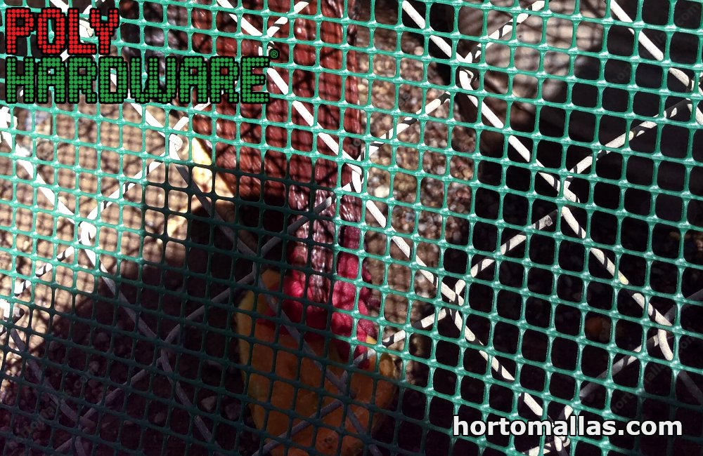 hardware net used in chicken coops