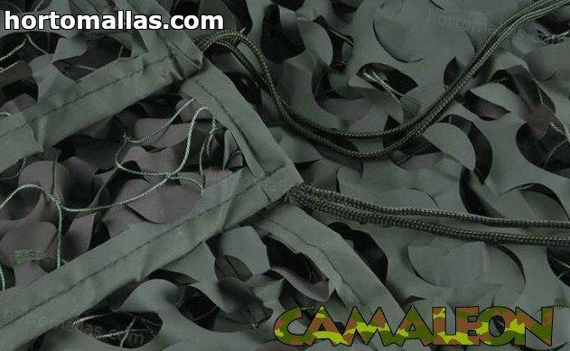 Malla de camuflaje militar – camuflaje en campos de gotcha y paintball