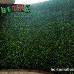 pasto sintético muro artificial erbetta