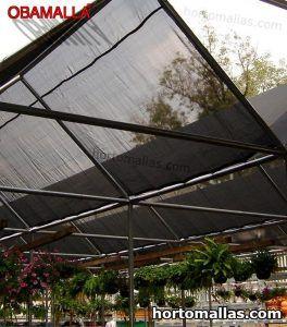 shading net used in garden