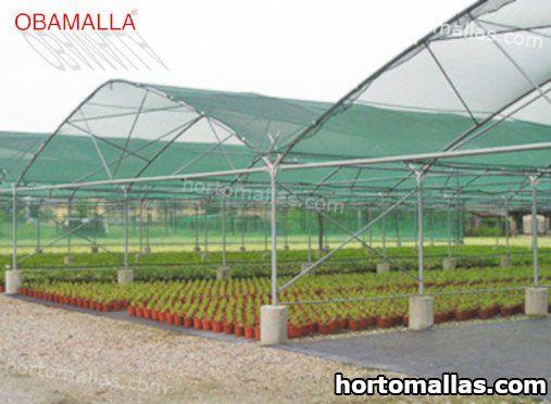 Sombreado para horticultura