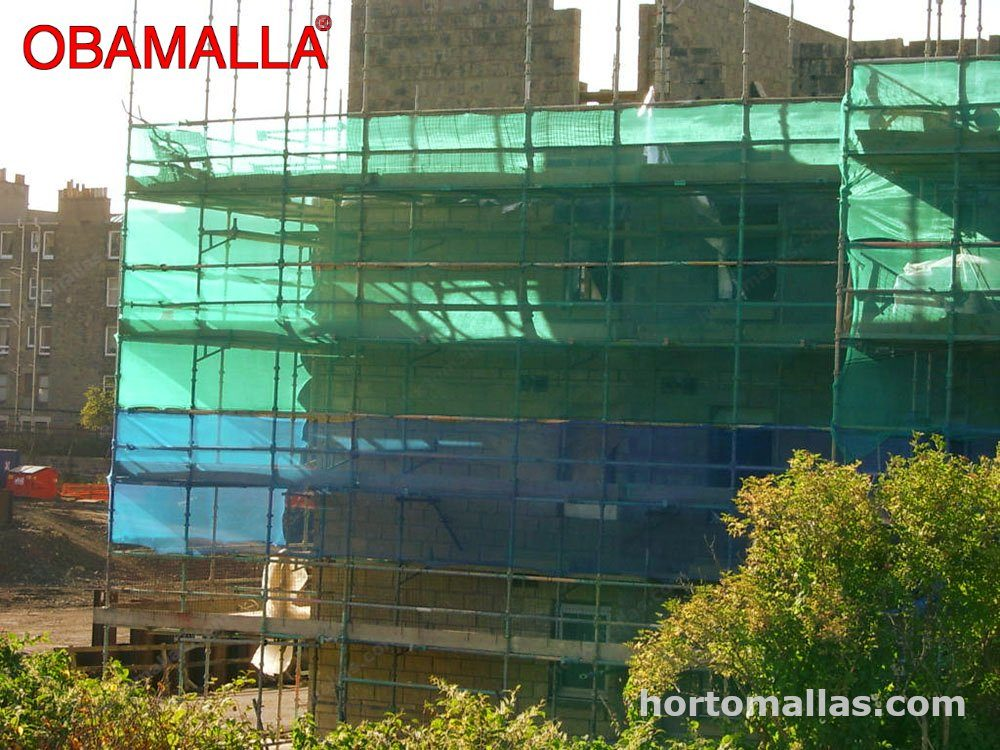 Shadow mesh for scaffolding is a good choice for durability and resistance to UV rays