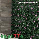 muro artificial decorando hogar