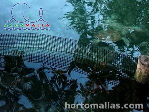 ACUAMALLA Malla para Acuicultura, Jaulas Acuícolas
