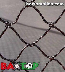 red deportiva negra BAXTOP®