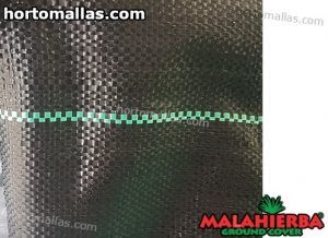 malahierba ground cover mesh used to treat weeds