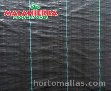 malahierba groundcover en malla ciclónica