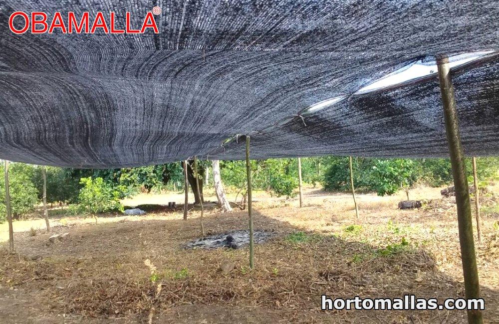 horticultural shade cloth