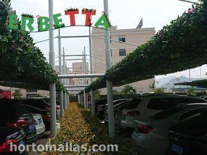 ERBETTA® Synthetic Foliage Pergolas
