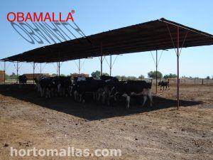OBAMALLA® Cattle Shade Netting