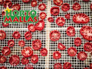 Tela Criba Plastica para Secado de Tomate, Carnes, Verduras