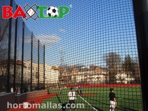 BAXTOP® Protective Netting for Sports Courts