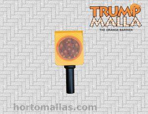 lámpara para via peatonal