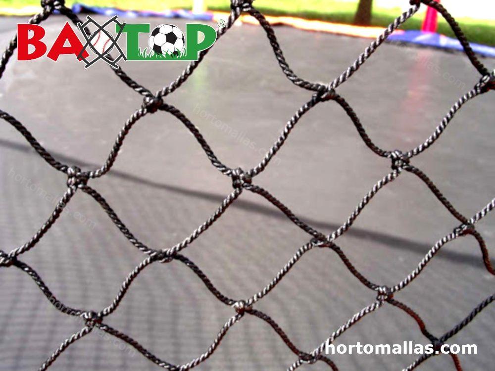 BAXTOP® malla de seguridad de trampolines