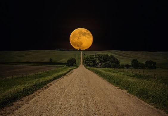 Observar la luna mejora los resultados de los cultivos.